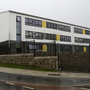 The two new buildings for Coláiste Ráithín and Ravenswell Primary School