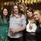 Joyce Tighe, Ashling Tighe, Mack Daly, Rachel Foley, Labhaoise Daly and Toyah Mitchell