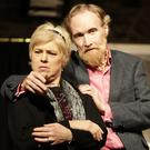Deirdre Leeson as Man and Don Bagley as Manin 'The Virtuous Burglar'