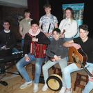 Leargas will go head to head with seven other bands in the national final on Sunday, April 22