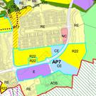 While a site has yet to be confirmed, there is currently land zoned CE (community and educational) beside the Shorline running track and on the other side of the road from the primary school which is to be built next year