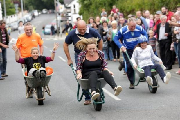 The Roundwood Festival finishes on Sunday with a street party