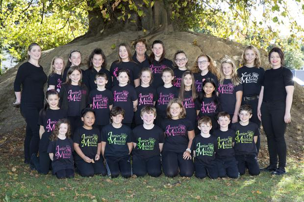 Junior Musicals Les Miserables Choir through to show choir Ireland live finals