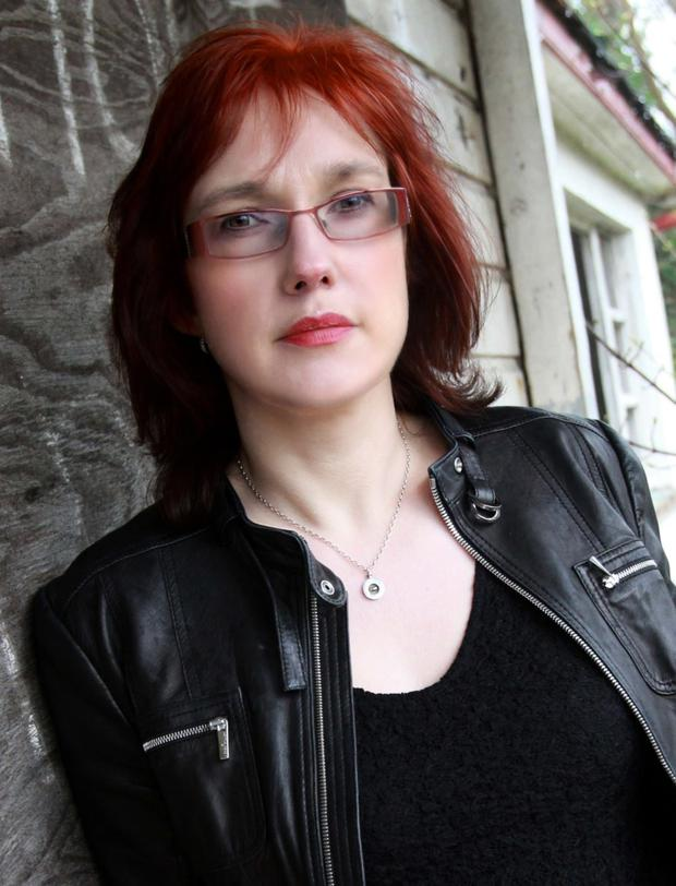 Vanessa Fox O'Loughlin, who has written a trilogy of crime thrillers as Sam Blake