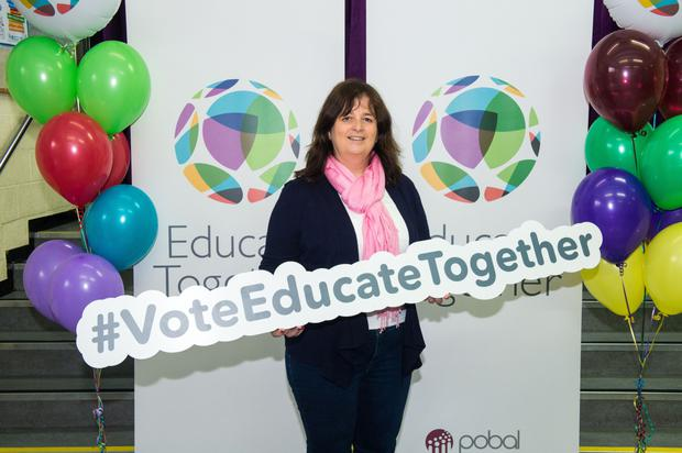 Anne Gregory is part of the Newtownmountkennedy and Kilcoole Educate Together Campaign