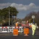 Meath Road closed for works