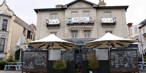 The Porterhouse in Bray was the first in the chain of Porterhouse bars