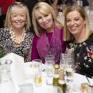 Sisters Geraldine Conway, Millie Hughes and Jean Donohoe