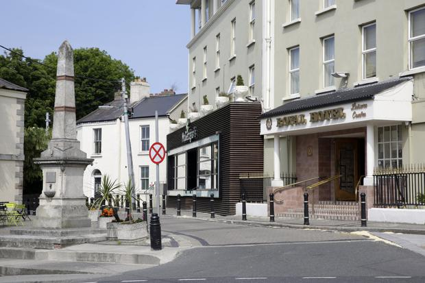 The Royal Hotel in Bray