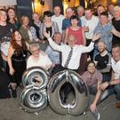 Leo Greene's 80th birthday at Butler and Barry