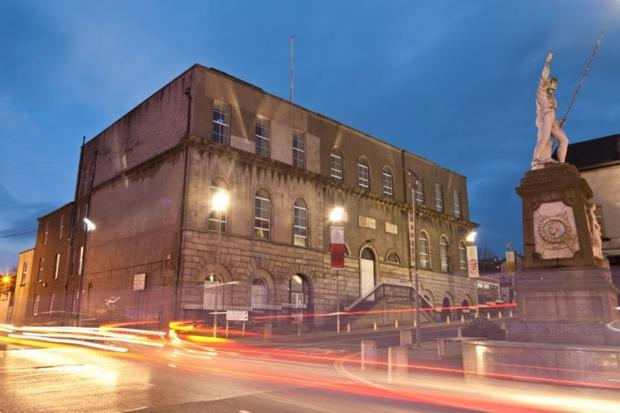 Wicklow Courthouse has been closed since 2010