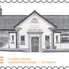 Enniskerry Library stamp