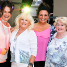 Vivian Langrell, Susan Wall, Annette Carroll and Theresa Wall
