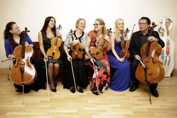Musici Ireland - three members of this talented group will perform at Calary Chuch on Thursday, September 5