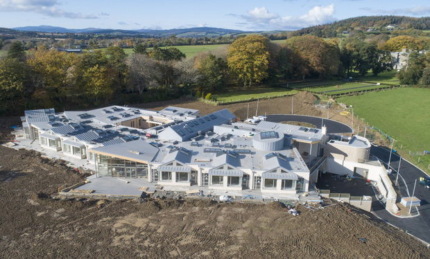 Wicklow Hospice which is due to open early in 2020