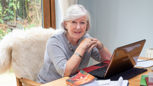 Author Marion Reynolds