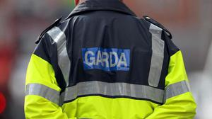The family have reported the matter to the gardaí. Stock image