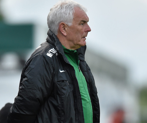 Manager Mick Cooke has parted ways with Bray Wanderers. Photo: Matt Browne / Sportsfile