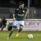 Bray Wanderers' Ryan Brennan who promised that things will come together for the Seagulls after their defeat to Finn Harps in Donegal
