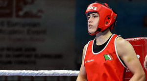 Katie Taylor. Photo: Paul Mohan / SPORTSFILE