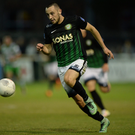 Dylan Connolly of Bray Wanderers