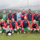 The Rathnew AFC side who defeated Arklow Celtic to progress to the Charlie Byrne Cup final.