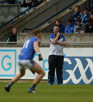 """Wicklow manager Johnny Magee says he's """"quietly confident"""" of getting his first championship win after three years at the helm in the Garden county"""