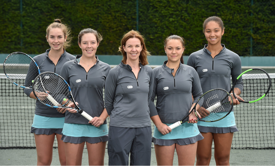 The Irish Fed Cup team of Ruth Copas, Jennifer Timotin, Sophia Derivan and Jane Fennelly captained by Yvonne Doyle will travel to Chisinau in Moldova to compete in Group III of the Fed Cup, June 13 to17