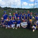 The St Pat's players who took part in the Allianz Boys Hurling League recently.