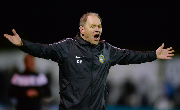 Dave Mackey, who stepped down last weekend as manager of Bray Wanderers after a difficult spell at the SSE Airtricity League Premier League club. Photo by Oliver McVeigh/Sportsfile