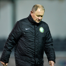Dave Mackey has resigned as manager of Bray Wanderers