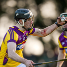 Former Wexford hurler PJ Nolan has joined the Wicklow Senior hurling panel ahead of the Christy Ring Cup opener against Mayo in Aughrim in May. Photo: Ray McManus/Sportsfile