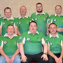 The Woodpecker darts team who retained their All-Ireland Pubs championship last weekend by defeating Clonmel's Tuesday night team in the decider.