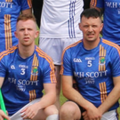 The Wicklow Senior hurlers ahead of their clash with Roscommon in Athleague last Saturday afternoon