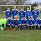 Ashford Rovers, who bowed out of the Leinster Senior Cup at the hands of Hanover Harps of Carlow
