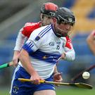 George 'Bee' O'Brien was in electric form for Pat's in Aughrim