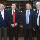 Pat Carthy, Tommy Glynn, Noel Carthy and Pat Mitchell