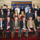 All the Garden County GAA award winners, Arklow Bay Hotel