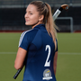 Elena Tice, who has 110 caps for her country between cricket and hockey