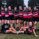 The Wicklow RFC under-16 team who came through a tough battle with Enniscorthy to claim the Leinster South East Cup crown last weekend