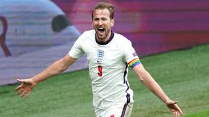 Harry Kane finally found his form when the Euros reached the knockout stages.