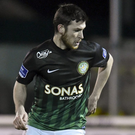 Ryan Brennan netted a hat-trick against UCD