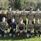 St Patrick's who drew 1-1 with Shamrock Celtic last Sunday