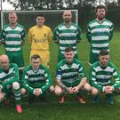 Arklow Celtic who defeated Kilkenny side Brookeville in the first round of the Leinster Junior Cup at Celtic Park