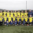 Glencormac United, who beat holders Ashford Rovers in the Wicklow Cup on Sunday