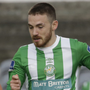 Bray Wanderers vs Limerick: Jason Hughes races to keep pace with Dylan McGlade