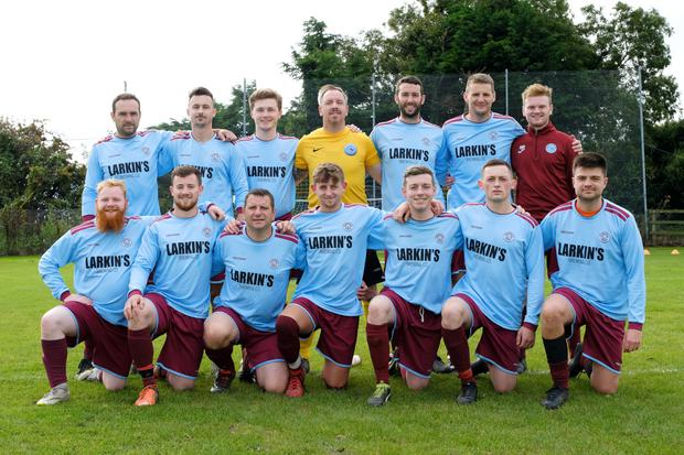 St Anthony's, who beat Arklow Town in their Andy McEvoy Premier Division match on Sunday