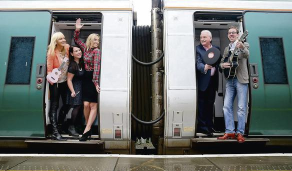 RTE is bringing its 'Big Music Train' to Mallow