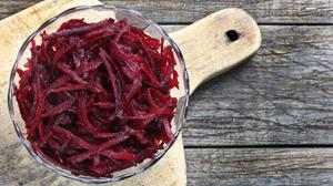 Beetroot is a very versatile vegetable, lending itself to be used in many dishes from starters to soups, salads and more