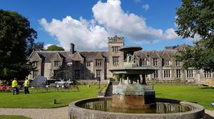 The grounds of Mallow Castle will host an evening of ABBA music and film on Culture Night.